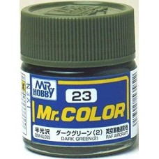 "Краска MR.Color"" AV29 зел"
