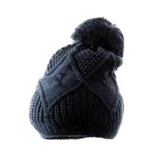 Beanie one size шапка ash