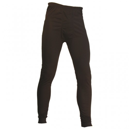 STVC08BM Mens Long Johns M брюки муж. черные