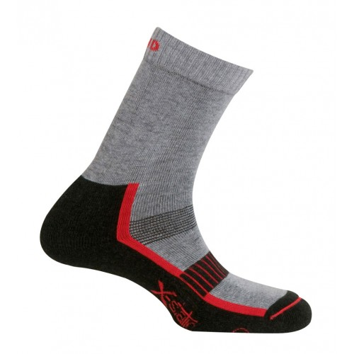 334 Andes носки, 1- серый