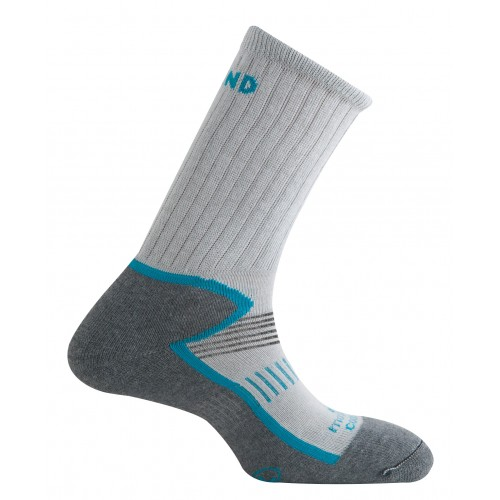 337 Borneo Antimos носки, 1- серый
