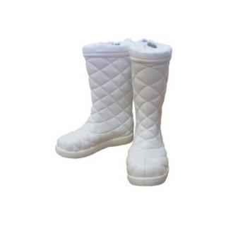 Сапоги зимние WOODLINE ЭВА 45, белые (990-45)