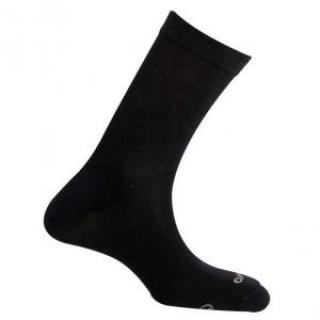 902 City Summer antibac носки, 12- чёрный