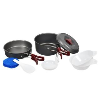 Набор посуды BOYSCOUT Туристический (61166)