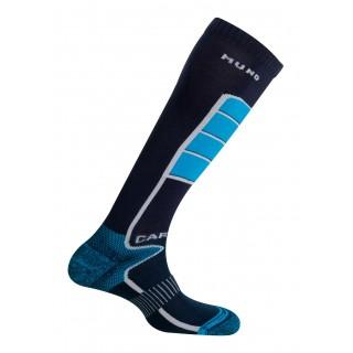 317 Carving носки, 2- темно-синий