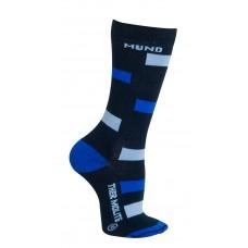 1 Skiing Junior носки, 2- темно-синий