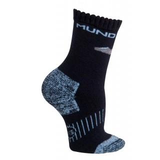 21 Himalaya Junior носки, 2/8- синий/голубой