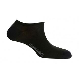 800 Invisible Coolmax носки, 12- чёрный