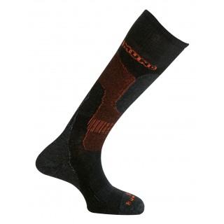 319 Skiing PrimaLoft носки, 12- чёрный