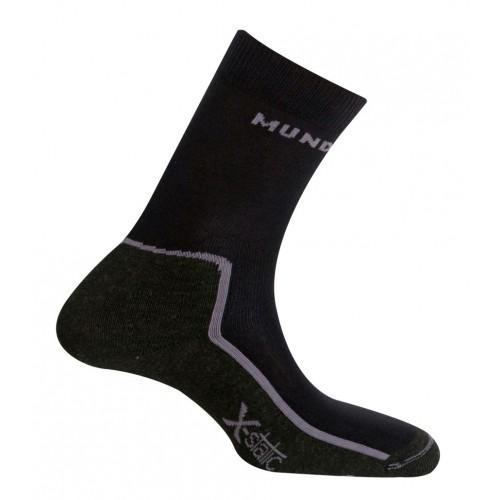 333 Timanfaya носки, 12- чёрный