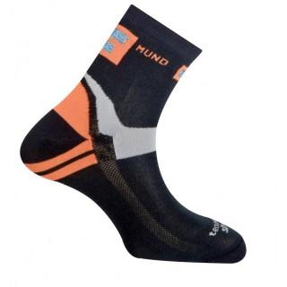 337 Running/Cycling носки, 12- чёрный