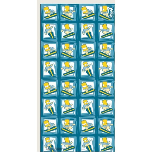 Wind LICENCES 53/62 см бандана 162 simpson