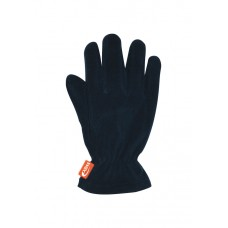 Gloves plain перчатки 003 navy
