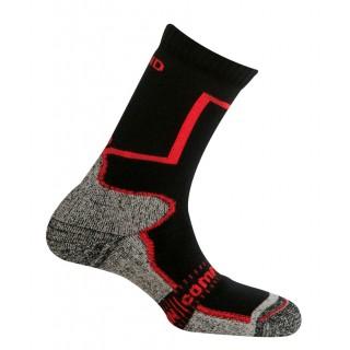 404 Pamir носки, 12- чёрный