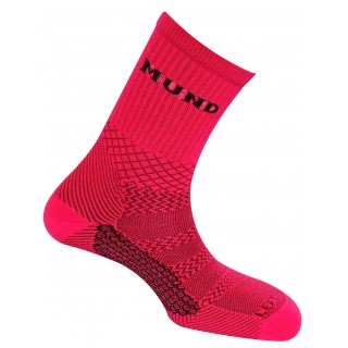 807 Вike Summer носки, 18- розовый