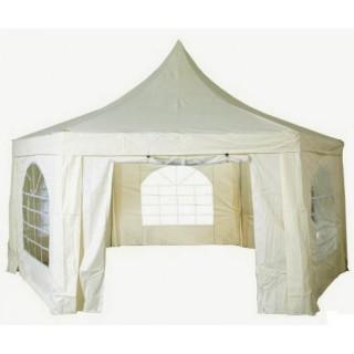 Садовый тент шатер Green Glade 1053 (6 граней)