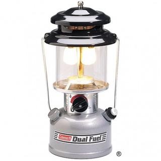 Лампа бензиновая Coleman Dual Fuel® с двумя сеточками (285 серия)