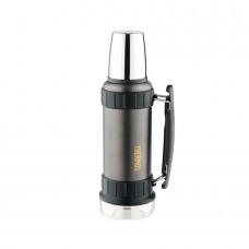 Термос Thermos 2520 Work 1,2 л (крышка-чашка, резиновые бамперы, ручка)