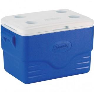 Изотермический контейнер Колеман 36 КВАРТ ПЕФОРМАНС (синий)