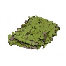 Лайт-Профи (зеленый - коричневый) (3*6м) сеть ЛЗК-6П / LGB-6P