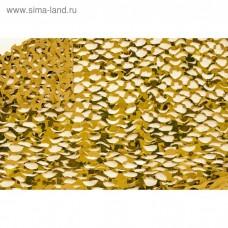 Пейзаж Милитари 3D (светло-зеленый, светло-серый) (2,4*6 м) ПМ-6