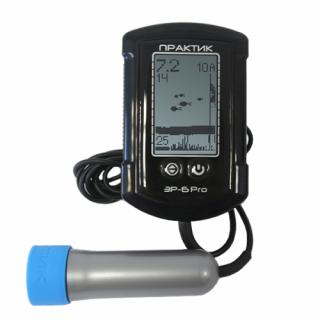 Эхолот Практик ЭР-6Pro + защитный бампер