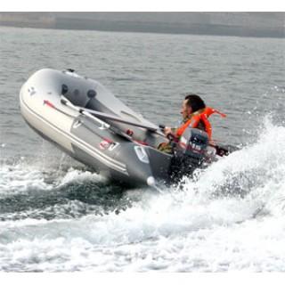 Надувная лодка Badger Fishing Line 360 W
