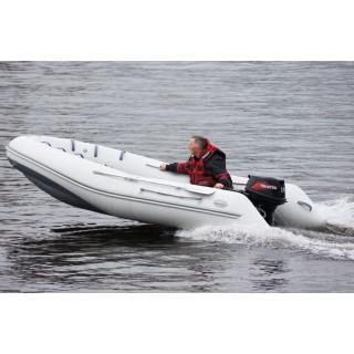 Лодка с надувным дном Air Line 420 2017 (НДНД)
