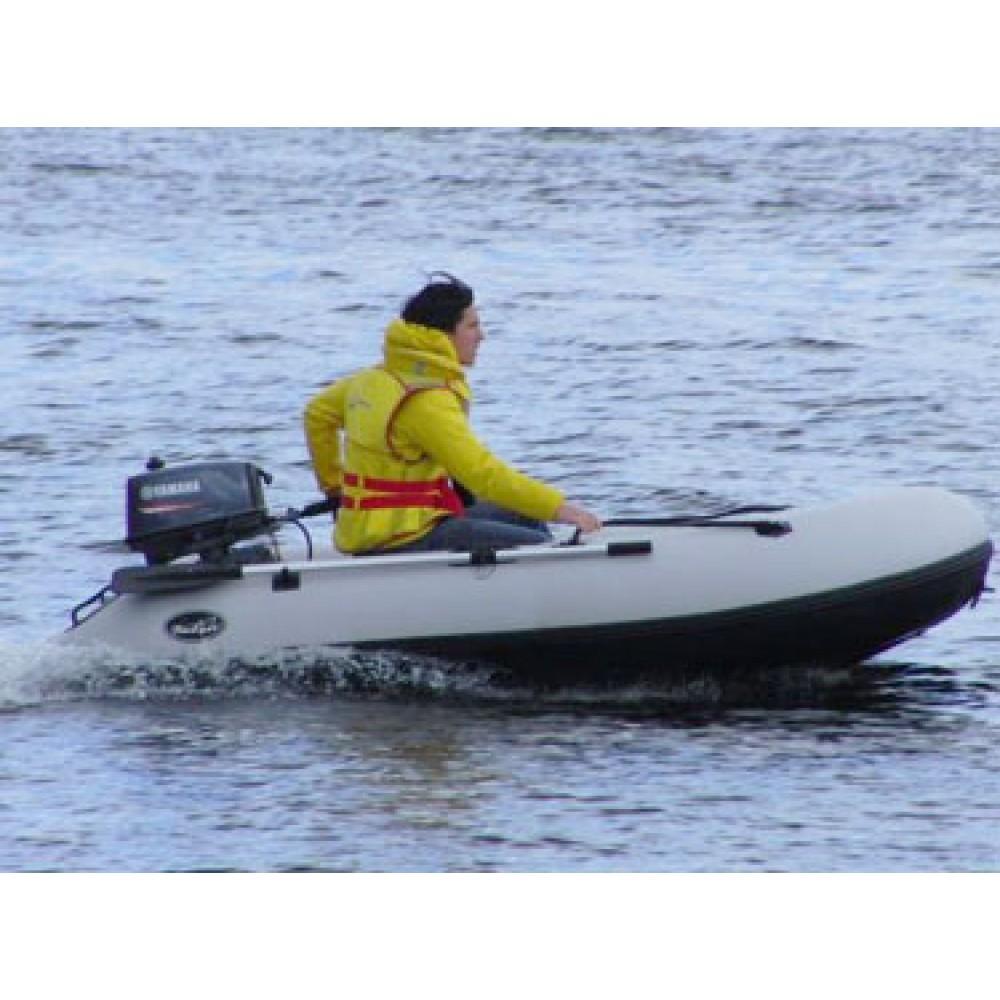 лодка под мотор 5 л.с utility line 300