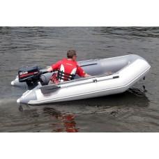 Транцевая лодка ПВХ Классик Лайн 300 PW