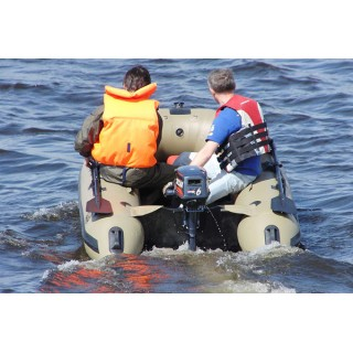 Лодка для охоты Duck Line 300 AL