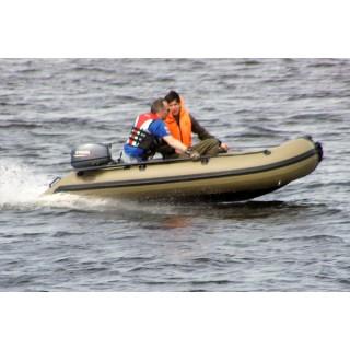 Лодка для охоты Duck Line 370 AL