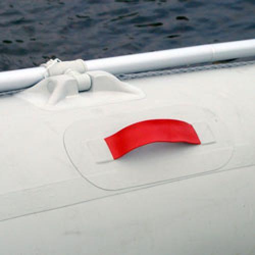 Ручка для рулевого (красная) Badger