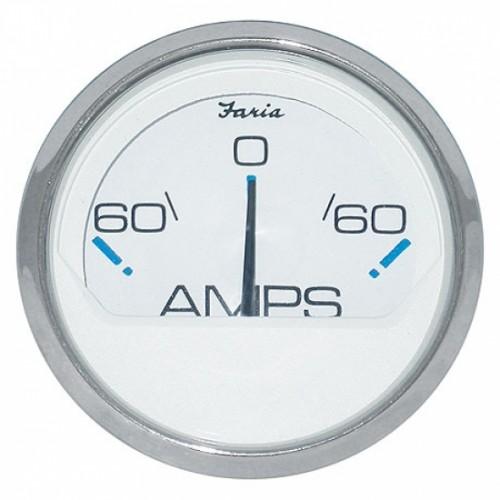 Амперметр 60-0-60 А (W SS) (13831)