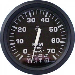 Тахометр с индикаторами контроля двигателя (32850)