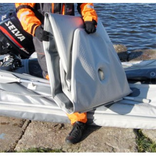 Надувной пайол с дополнительной защитой FL390AD