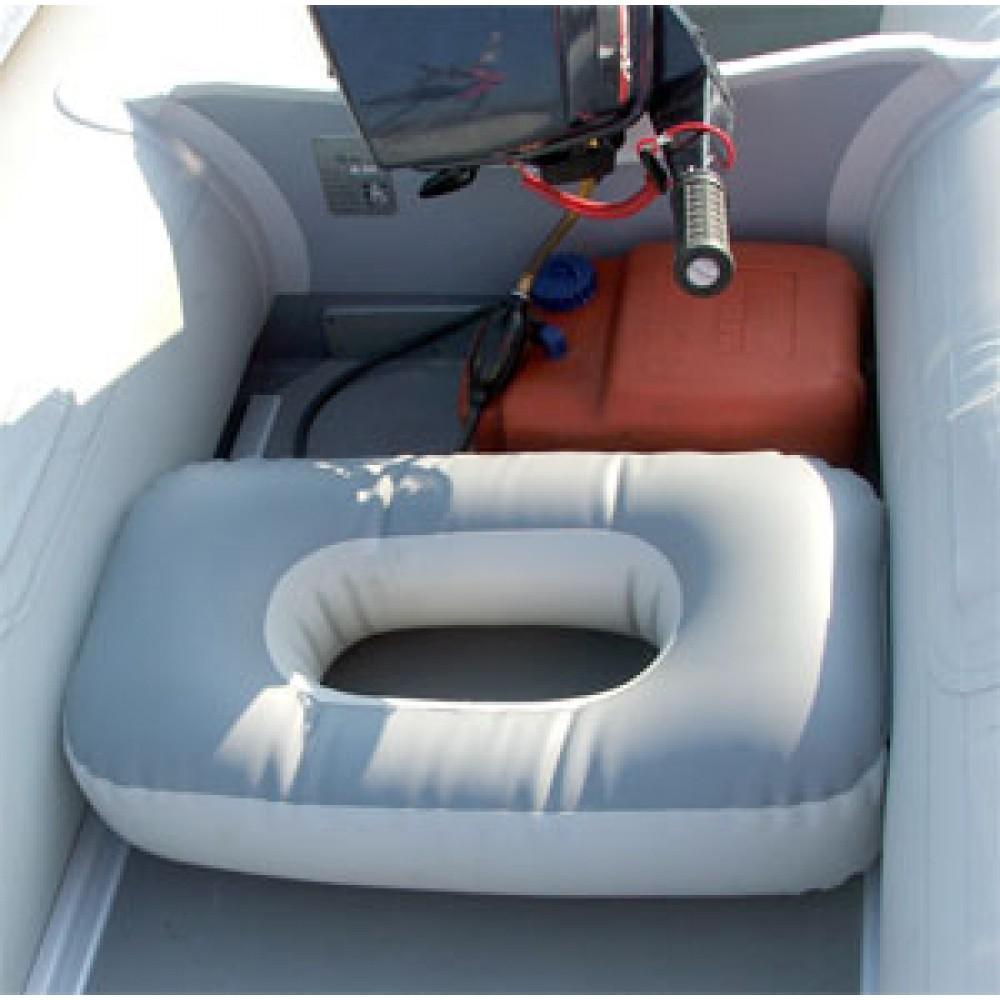 кресло для лодки надувное badger
