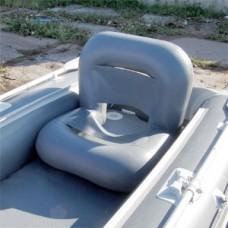Надувное сиденье со спинкой