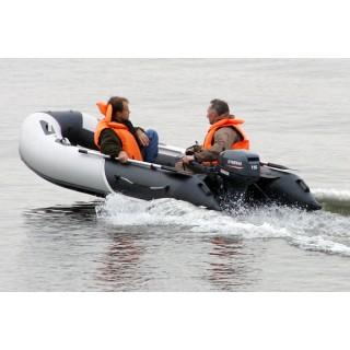 Лодка ПВХ под мотор Wave Line 390 PW
