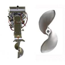 Гребной винт для мотора 18 - 23 л.с. серии Surface