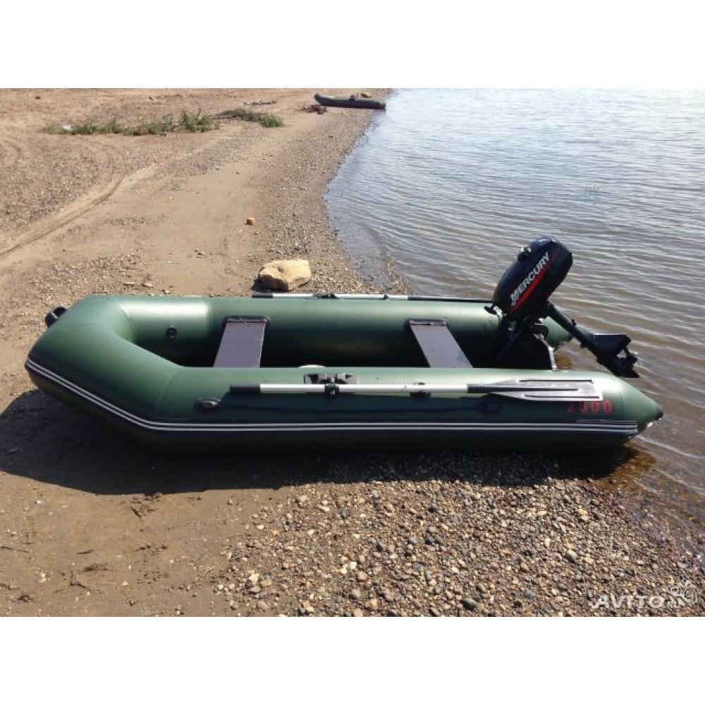 лодка аква 2600 тюнинг
