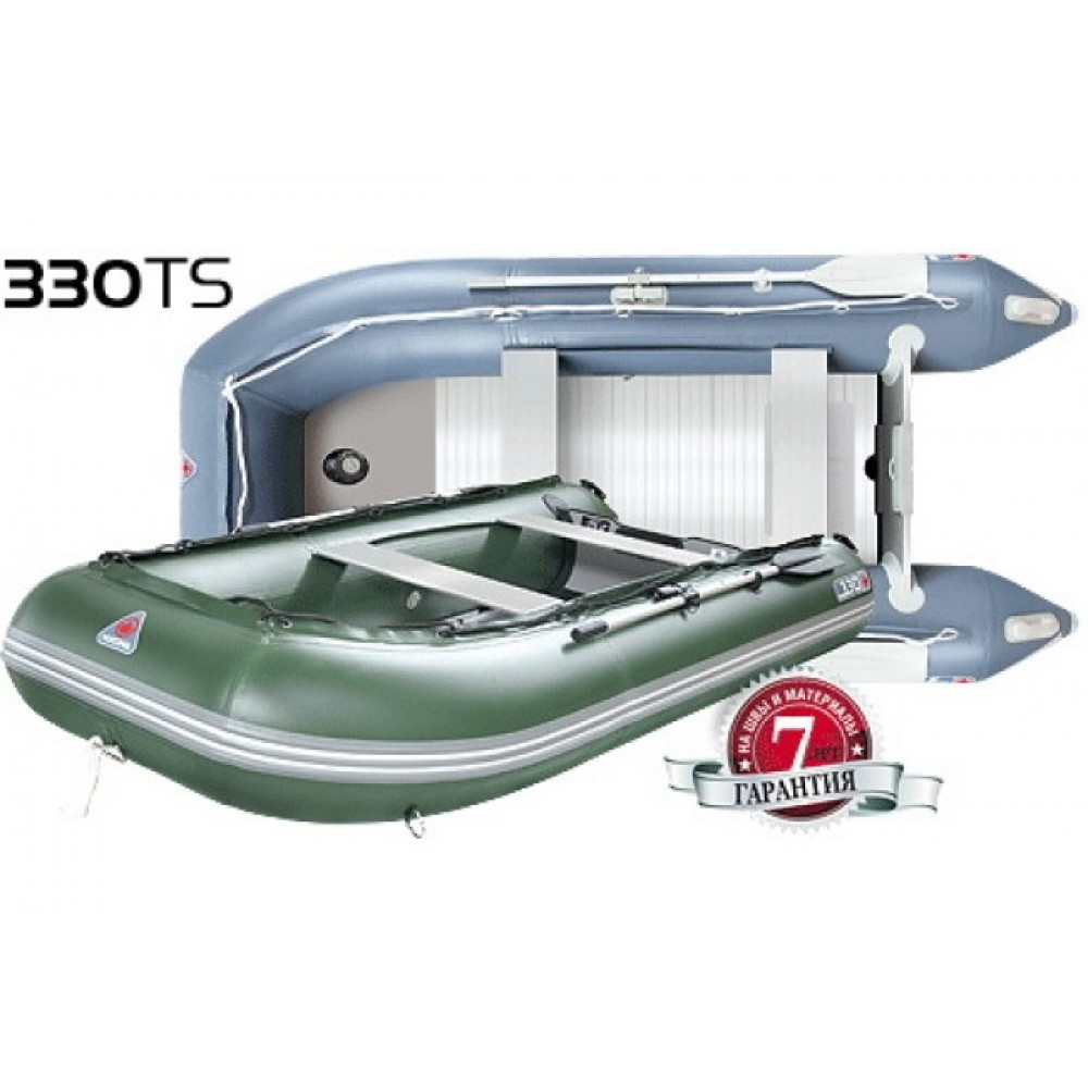 лодка пвх юкон 330