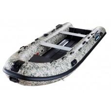 Лодка GLADIATOR RIB 420 CAMO