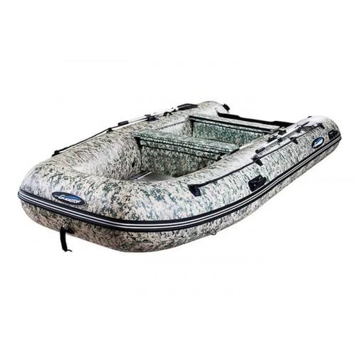 Лодка GLADIATOR HD 370 AL CAMO