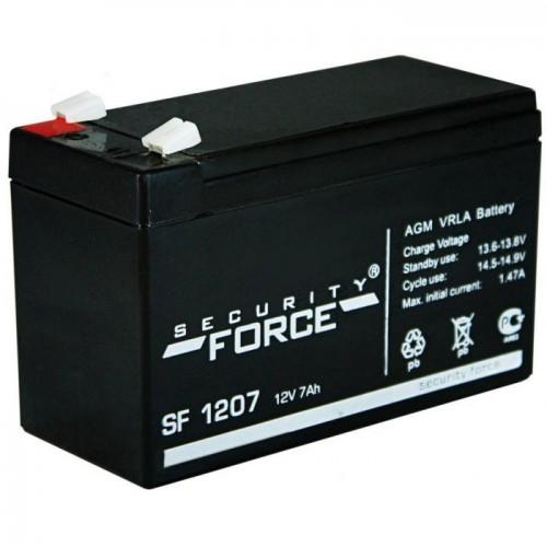 Свинцово-кислотные аккумулятор (АКБ) 7,0 А⋅ч