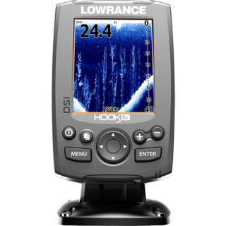 Lowrance HOOK-3x DSI эхолот