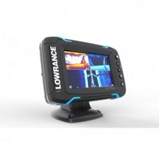 Эхолот картплоттер Lowrance Elite-5Ti комплект