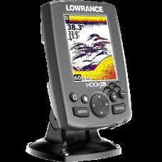 Эхолот Lowrance HOOK-3x комплект