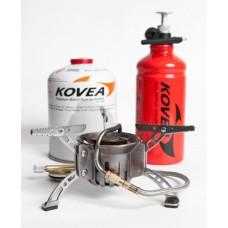 Горелка Kovea мультитопливная комплект (газ-бензин) KB-0603