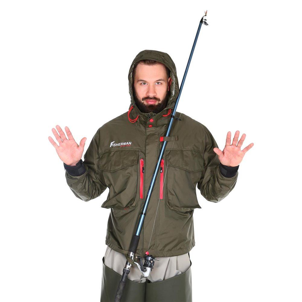 риф про костюм для рыбалки
